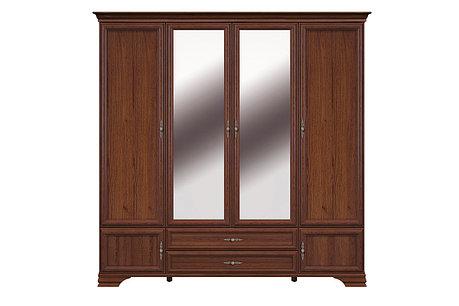 Шкаф для одежды 6Д , коллекции Кентаки, Каштан, БРВ Брест (Беларусь), фото 2