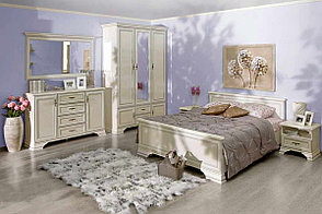 Шкаф для одежды 5Д , коллекции Кентаки, Белый, БРВ Брест (Беларусь), фото 2