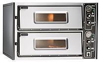 Печь электрическая для пиццы Abat ПЭП-4х2 (двухярусная)