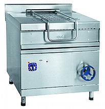 Газовая сковорода Abat ГСК-90-0,27-40 вся нерж