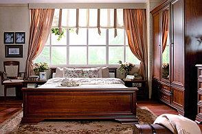Кровать двуспальная, коллекции Кентаки, Каштан, БРВ Брест (Беларусь), фото 3