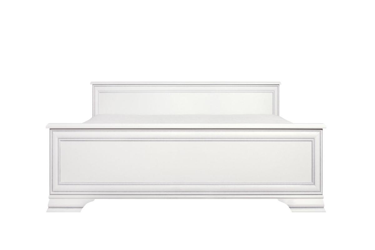 Кровать двуспальная, коллекции Кентаки, Белый, БРВ Брест (Беларусь)
