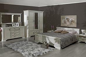 Кровать двуспальная, коллекции Кентаки, Белый, БРВ Брест (Беларусь), фото 3