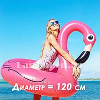 "Надувной круг ""Фламинго"" 120 см, фото 1"