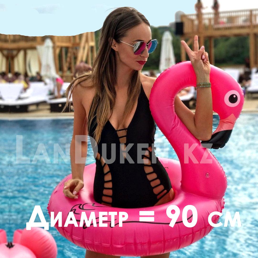 """Надувной круг """"Фламинго"""" 90 см"""