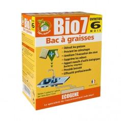 Биоактиватор для эксплуатации жироуловителей BIO7 Graisses