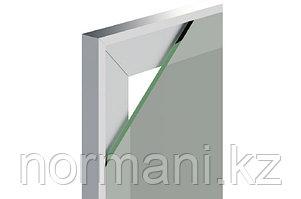 Профиль рамочный FP.02, L=3000мм, отделка алюминий анодированный