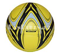 """Футбольный мяч """"Super latex"""" желтый, фото 1"""