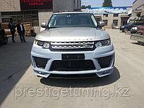 Обвес Lumma на Range Rover Sport II (Пластик PP)