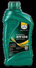 Трансмиссионное масло Eurol ATF III G 1L