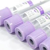 Пробирки вакуумные с К3ЭДТА (для гематологии), фиолетовая крышка