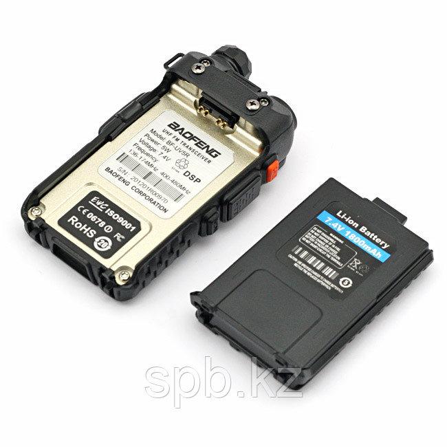 Аккумулятор (батарея) для Baofeng UV5R/A, Kenwood TK-f8