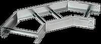 Поворот лестничный на 90 гр. 80х600 R300 HDZ IEK
