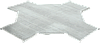 Крышка крестовины осн. 400мм R300 HDZ IEK