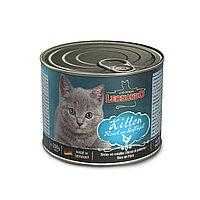 Влажный корм для котят Leonardo Kitten Rich in Poultry (курица)