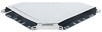 Поворот на 90 гр. 50х400 IEK HDZ