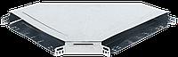 Поворот на 90 гр. 80х400 IEK HDZ