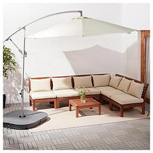 Зонты от солнца и основания для зонтов
