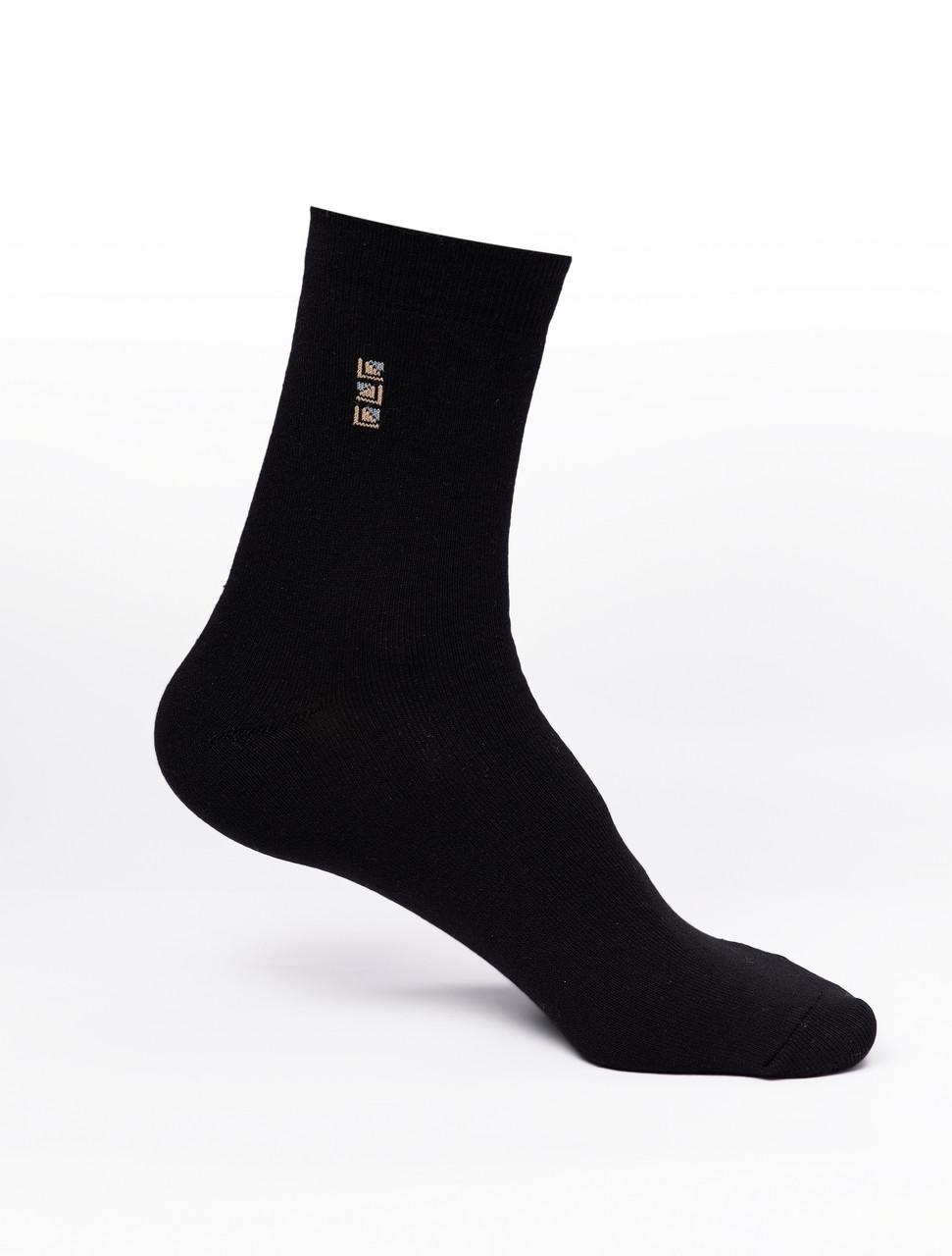Носки мужские, черные
