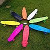 Детский Пенни борд со светящимися колесами, длина деки 66 см (Penny Board, скейты, пластборды), Алматы, фото 2