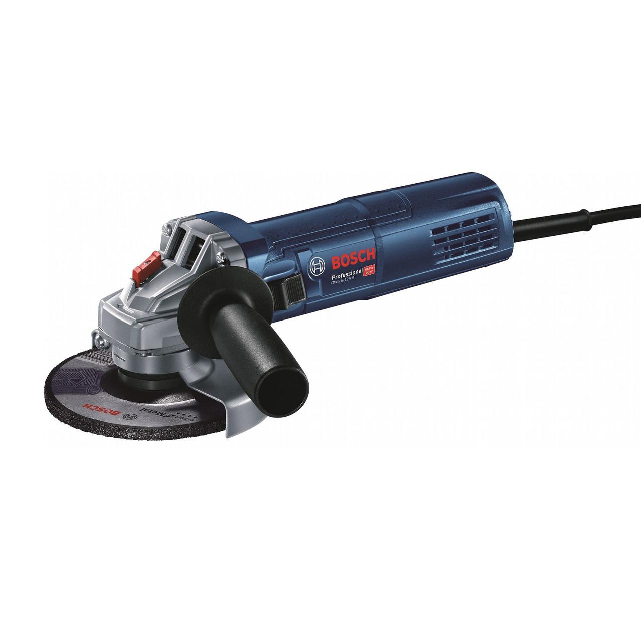 Углошлифовальная машина Bosch GWS 9-125 S