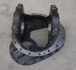 Корпус редуктора среднего моста задняя часть 199014320119