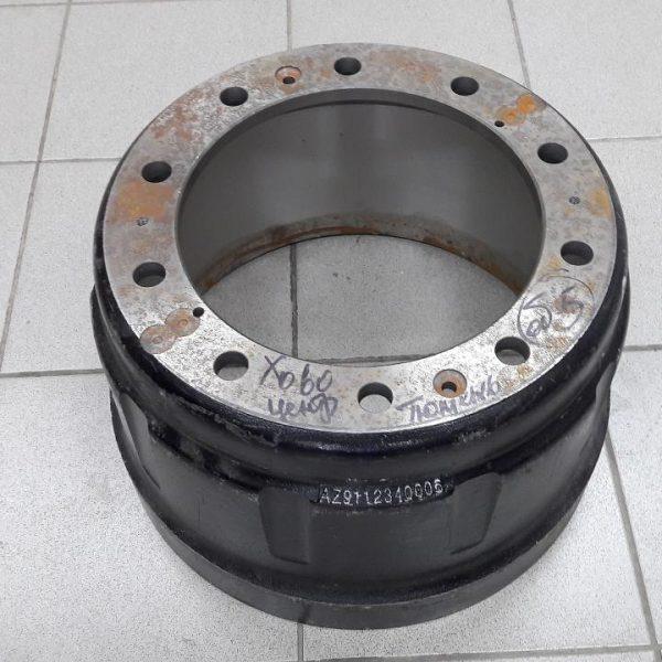 Тормозной барабан задний (420*190 высота 285мм) 99112340006