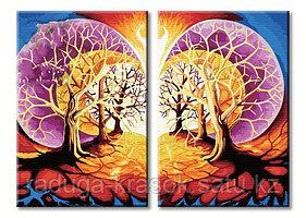 "Картины по номерам ""Дерево мудрости"""