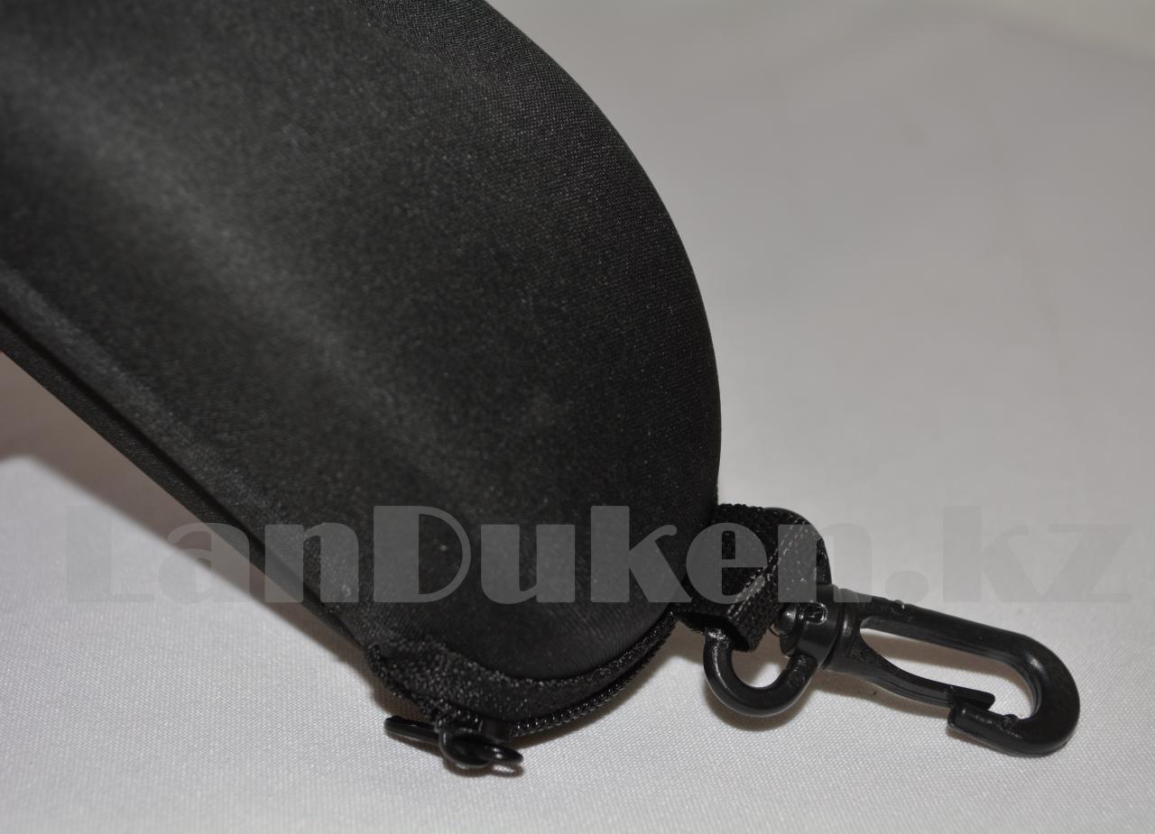 Футляр для очков (чехол) с подвеской,черный - фото 4