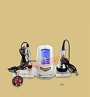 Аппарат 3 в 1: Ультразвуковая кавитация; RF для тела ; RF для лица + обучение