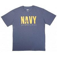 ASIA INTEGRITY ENT. LTD Милитари футболка TRU-Spec NAVY 100% Cotton