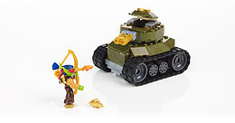 MegaBloks 95420 Skylanders Troll Tank Gun Down
