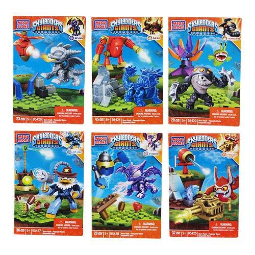 MegaBloks 95410 Skylanders Giants Series 1 Hero Pack