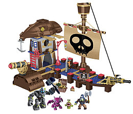 MegaBloks 95442U Skylanders Crusher's Pirate Quest