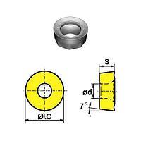 Сменная твердосплавная пластина RCKT1606MO-DR/YBG205
