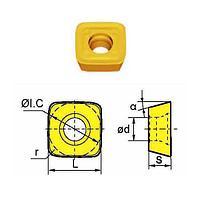 Сменная твердосплавная пластина SDMT09T312-DM/YBG302