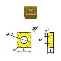 Сменная твердосплавная пластина SCMT09T308-HM/SD4225