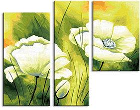 """Картины по номерам """"Нежность весенней зелени"""""""