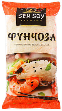 Безглютеновая Вермишель Фунчоза Sen Soy Premium, 200 г