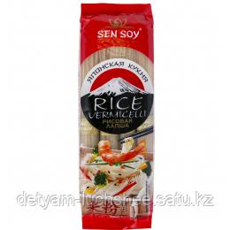 Лапша рисовая Sen Soy Premium Rice Vermicelli, 300гр