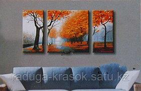 """Картины по номерам """"Осень"""""""