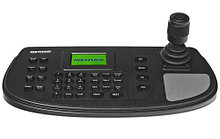 DS-1200KI - Пульт управления (контроллер) для скоростных купольных камер, IP-камер, DVR, NVR.