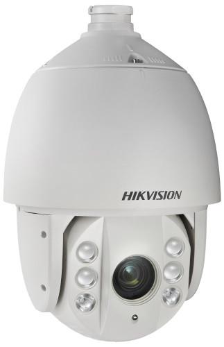 DS-2DE7430IW-AE - 4MP Уличная скоростная PTZ камера с 30-х кратным оптическим зуммом и ИК-подсветкой 150 м.
