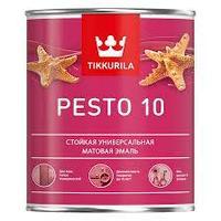 PESTO 10 А мат. краска 0.9 л