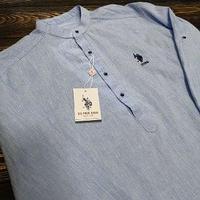 Рубашка лён, фото 1