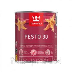 PESTO 30 С п/мат. краска 9 л*