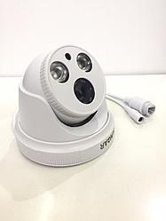 IP камера купольная 2 МП