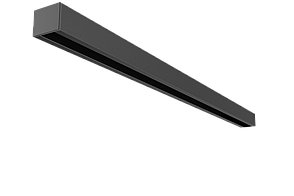 Магнитный шинопровод 1 м (подвесные тросы в комплекте)