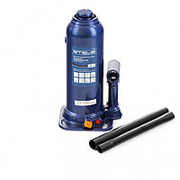 Домкрат гидравлический бутылочный, 8 т, h подъема 222-447 мм Stels 51165, фото 1