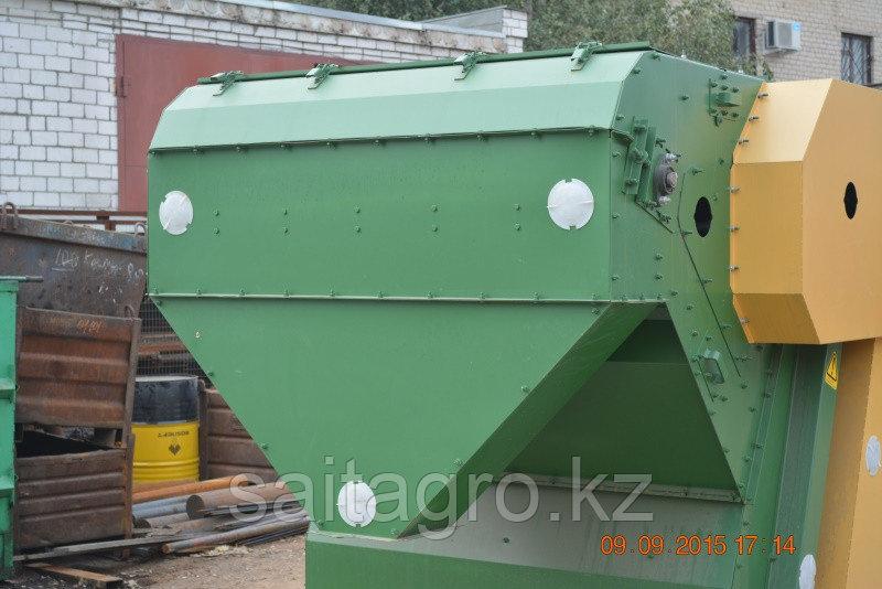 МПО-100 Машина предварительной очистки зерна